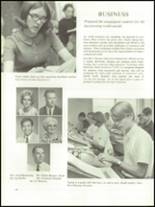 1968 East Bay High School Yearbook Page 126 & 127