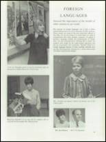 1968 East Bay High School Yearbook Page 130 & 131