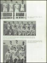 1968 East Bay High School Yearbook Page 154 & 155