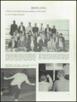 1968 East Bay High School Yearbook Page 158 & 159