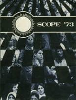 1973 Yearbook W. Tresper Clarke High School
