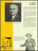 1949 William Penn High School Yearbook Page 18 & 19