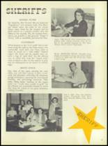 1949 William Penn High School Yearbook Page 20 & 21