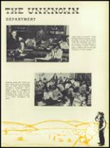 1949 William Penn High School Yearbook Page 34 & 35