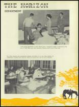 1949 William Penn High School Yearbook Page 36 & 37