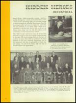 1949 William Penn High School Yearbook Page 40 & 41