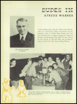 1949 William Penn High School Yearbook Page 42 & 43