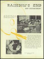 1949 William Penn High School Yearbook Page 44 & 45
