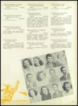 1949 William Penn High School Yearbook Page 52 & 53