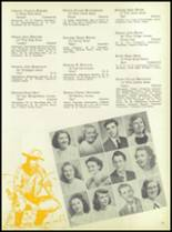 1949 William Penn High School Yearbook Page 56 & 57