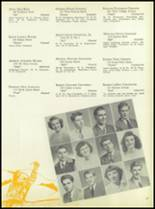 1949 William Penn High School Yearbook Page 58 & 59