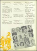 1949 William Penn High School Yearbook Page 60 & 61