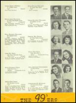 1949 William Penn High School Yearbook Page 62 & 63