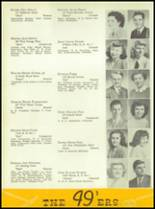 1949 William Penn High School Yearbook Page 64 & 65