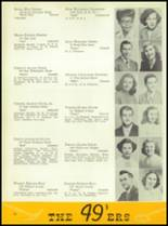 1949 William Penn High School Yearbook Page 70 & 71