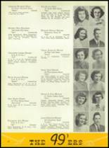 1949 William Penn High School Yearbook Page 72 & 73