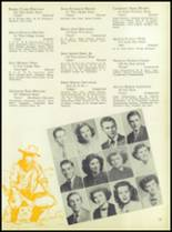 1949 William Penn High School Yearbook Page 74 & 75