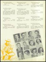 1949 William Penn High School Yearbook Page 80 & 81