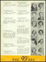 1949 William Penn High School Yearbook Page 82 & 83