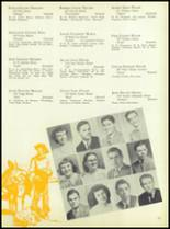 1949 William Penn High School Yearbook Page 84 & 85