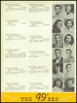1949 William Penn High School Yearbook Page 86 & 87