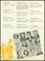1949 William Penn High School Yearbook Page 92 & 93