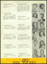 1949 William Penn High School Yearbook Page 94 & 95