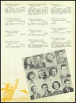 1949 William Penn High School Yearbook Page 96 & 97
