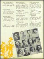 1949 William Penn High School Yearbook Page 98 & 99