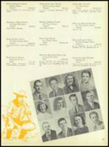 1949 William Penn High School Yearbook Page 100 & 101
