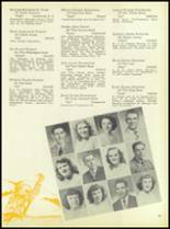 1949 William Penn High School Yearbook Page 102 & 103