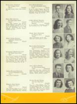 1949 William Penn High School Yearbook Page 104 & 105
