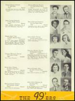 1949 William Penn High School Yearbook Page 106 & 107