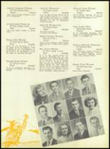 1949 William Penn High School Yearbook Page 108 & 109