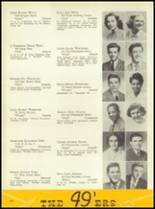 1949 William Penn High School Yearbook Page 110 & 111