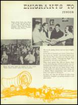 1949 William Penn High School Yearbook Page 116 & 117