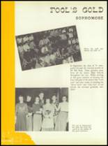 1949 William Penn High School Yearbook Page 118 & 119