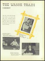 1949 William Penn High School Yearbook Page 124 & 125