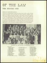 1949 William Penn High School Yearbook Page 126 & 127