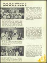 1949 William Penn High School Yearbook Page 128 & 129