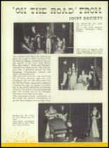 1949 William Penn High School Yearbook Page 132 & 133