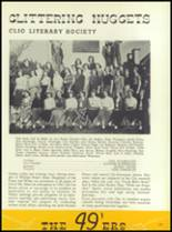 1949 William Penn High School Yearbook Page 142 & 143