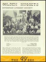 1949 William Penn High School Yearbook Page 144 & 145