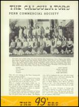 1949 William Penn High School Yearbook Page 156 & 157