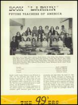 1949 William Penn High School Yearbook Page 158 & 159