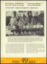 1949 William Penn High School Yearbook Page 166 & 167