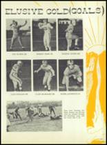 1949 William Penn High School Yearbook Page 184 & 185