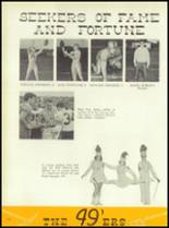 1949 William Penn High School Yearbook Page 186 & 187