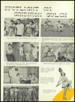 1949 William Penn High School Yearbook Page 190 & 191