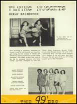 1949 William Penn High School Yearbook Page 208 & 209